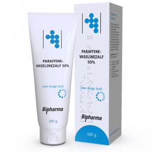 Bipharma Paraffine Vaselinezalf 50%