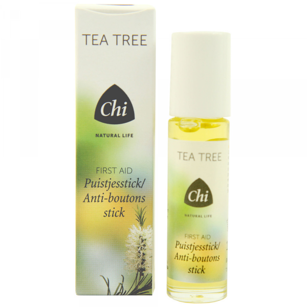 Chi First Aid Puistjesstick (Tea Tree)