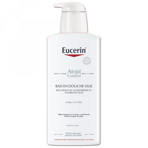 Eucerin AtopiControl Bad en Doucheolie
