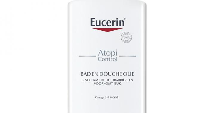 Eucerin AtopiControl Bad en Doucheolie