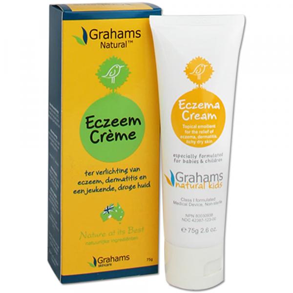Grahams Eczeem Crème (75 gram)