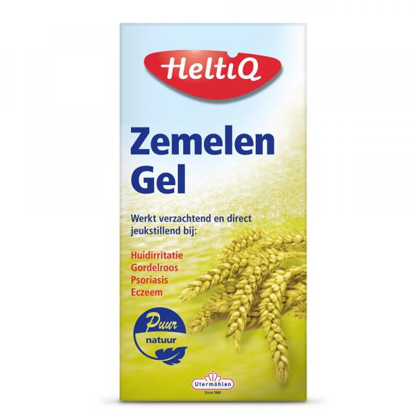 HeltiQ Zemelen Gel verpakking
