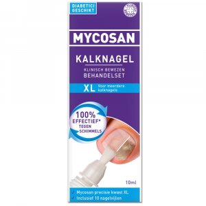 Mycosan Kalknagel behandelset