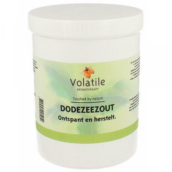 Volatile Dode Zee Zout (1000g)
