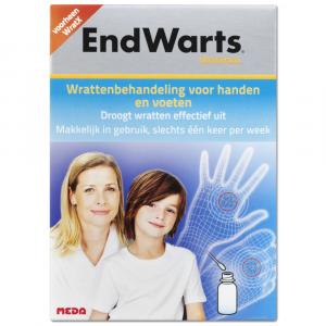 EndWarts Wrattenbehandeling voor handen en voeten