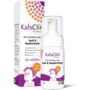 KidsClin CoolMousse Jeuk & Huidirritatie
