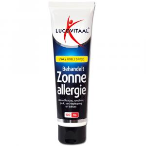Lucovitaal Zonneallergie Crème (UVA / UVB / SPF30)