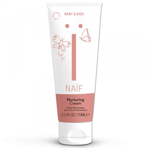 Naïf Nurturing Cream - Vette crème voor droge huid