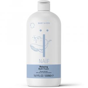 Naïf Relaxing Bath Foam - Milde badschuim