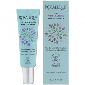 Rosalique 3-in-1 Anti-Redness Miracle Formula Gezichtscrème